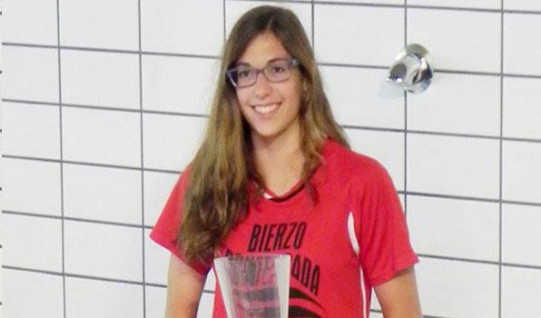 Resultados del campeonato de castilla y le n junior e for Piscina rio esgueva