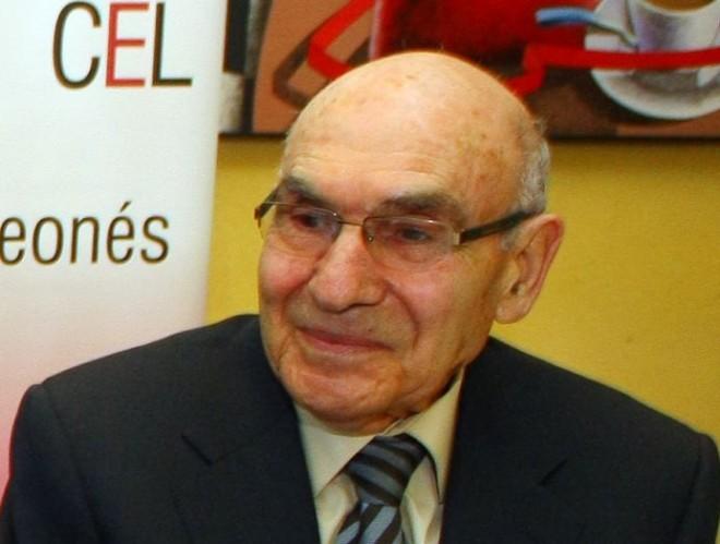 El empresario Aureliano Álvarez ha sido galardonado por su trayectoria (César Sánchez/Ical)