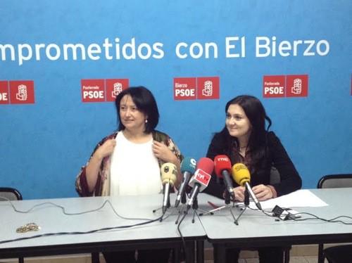 Ángela Marqués y Paula Rodríguez