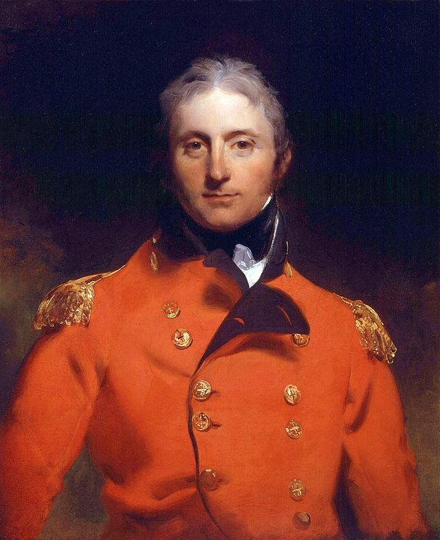 Retrato de Sir John Moore (Sir Thomas Lawrence)