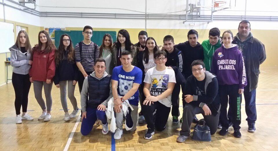 Alba González Y Chiqui Barros Participan En Las Jornadas Culturales Del I E S El Señor De Bembibre