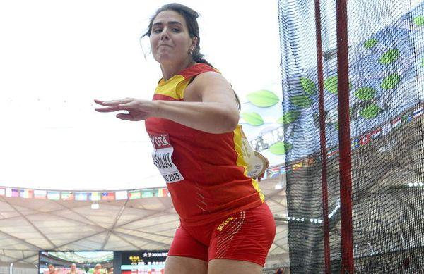 Sabina Asenjo.