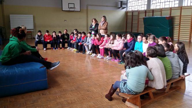 embutidos pajariel visita colegio
