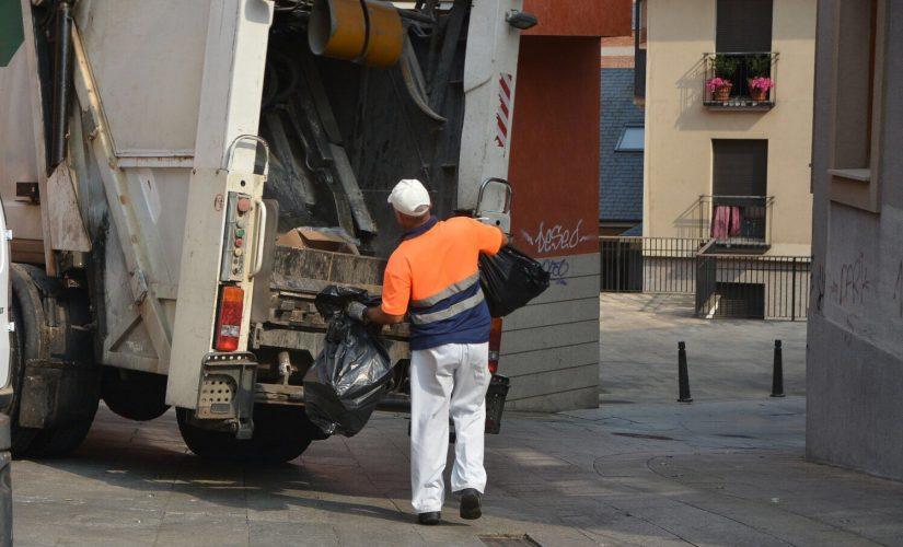 Trabajadores fcc basura ponferrada QUINITO