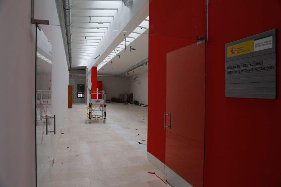 La nueva oficina de empleo de ponferrada abrir sus for Sepe oficinas