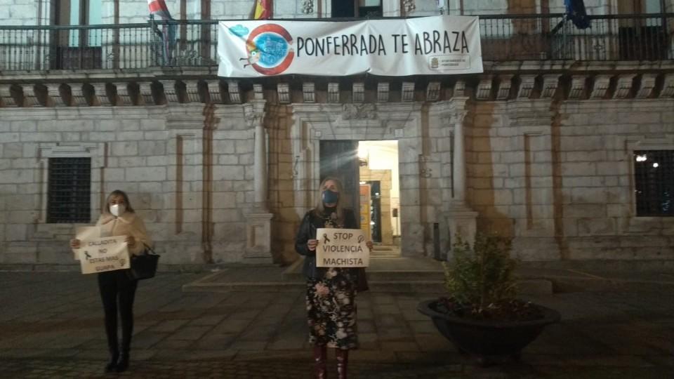 Concentración de apoyo a Raquel Díaz / EBD