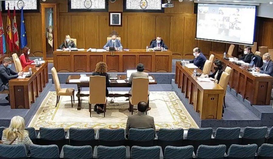 Pleno Ayuntamiento de Ponferrada