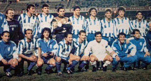 Ponferradina Sevilla Maradona