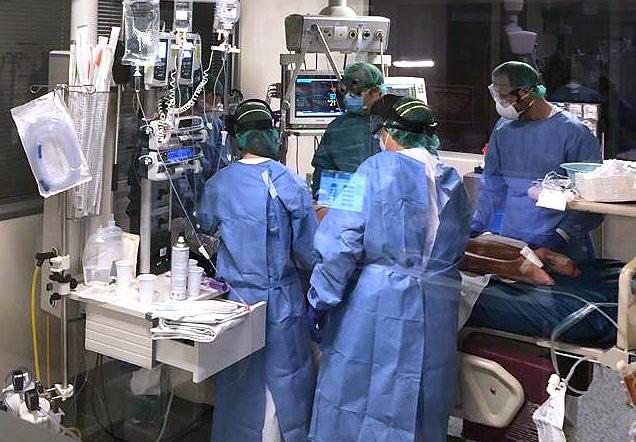 UCI Hospital Río Hortega