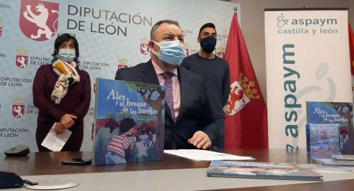Aspaym Eduardo Morán