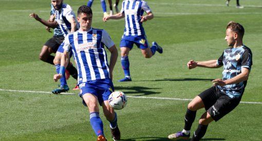 Ponferradina vs Almería