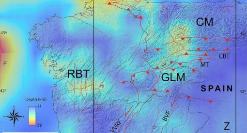 Terremotos en el Bierzo