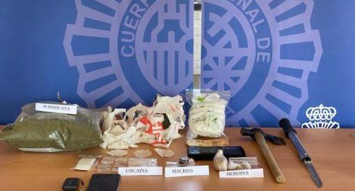 trafico de drogas en Ponferrada