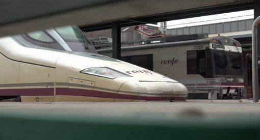 tren Ponferrada-León