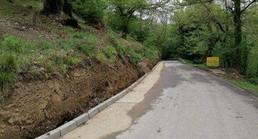 Carretera a Peñalba