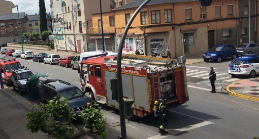 Incendio en la avenida de Portugal (2)