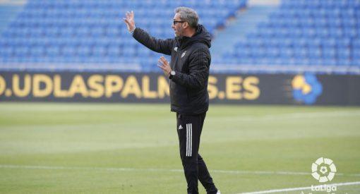 Las Palmas vs Ponferradina
