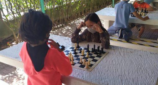 Convivencia de ajedrez