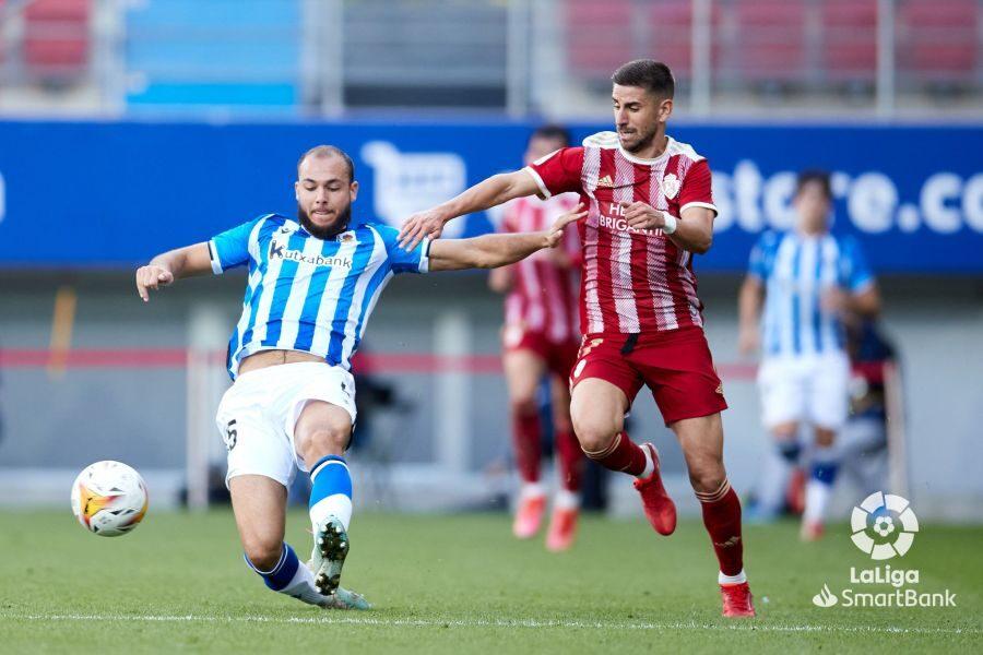 Real Sociedad B-Ponferradina